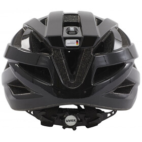 UVEX i-vo casco per bici nero